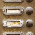 Old doorbells — Stock Photo #43934561
