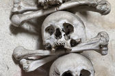 Sedlec Ossuary - Charnel-house — Stock Photo