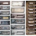 Old doorbells — Stock Photo #44941723