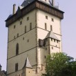 Постер, плакат: Big Tower Karlstejn castle