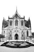Saint Barbara Church  — Stock Photo