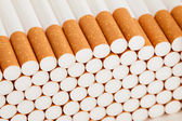 Heap of cigarettes — Stockfoto