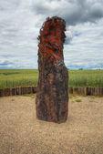 Menhir Stone Shepherd — Photo