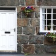 Welsh cottage detail — Stock Photo #12164755