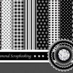 Diamond scrapbooking — Stock Vector #12214450