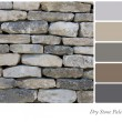 Dry stone palette — Stock Photo #12608367