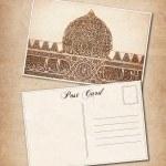 Vintage Alhambra Postcard — Stock Photo #12657816