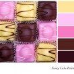 Fancy Cake Palette — Stock Photo #13535038