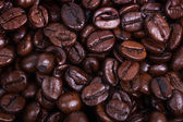 Dark roast coffe — Stockfoto