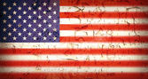 Vintage Stars and Stripes — Stock Photo