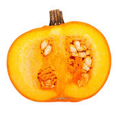 Half pumpkin — Stock Photo
