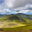 Stock Photo: Snowdonia panorama