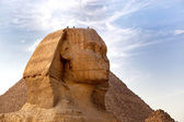 Sphinx, Egypt — Stock Photo