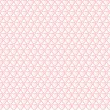 Pink heart seamless — Vector de stock #18502103