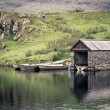 Boathouse - Stock Photo
