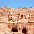 Stock Photo: Ancient city of Petra