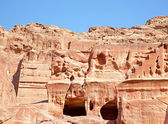 Ancient city of Petra — Stock Photo