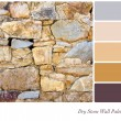 Dry Stone Wall Palette — Stock Photo #25339239