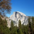 Half Dome, Yosemite — Stock Photo