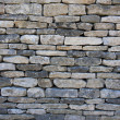 Dry stone wall background — Stock Photo #27552417