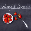 Strawberry special — Stock Photo