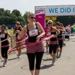 Race for Life — Stock Photo