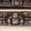 Anuradhapura carving — Stock Photo
