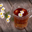Camomile tea — Stock Photo