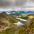 Stormy skies over Snowdonia — Stock Photo #28940237