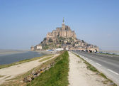Mont St Michel — Stock Photo