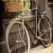 Vintage bicycle — Stock Photo #35097475