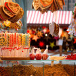Stock Photo: Gingerbread and candies