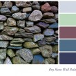 Dry-stone wall palette — Stock Photo #42008795