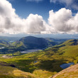 Snowdonia landscape — Stock Photo