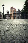 Amsterdam street — Stock Photo