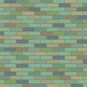 Brick wall texture — Stock Vector