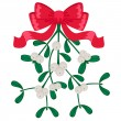 Stock Vector: Mistletoe