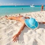 Holiday at Caribbean Sea — Stock Photo #12255099