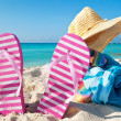Holidays on Caribbean beach — Stock Photo #12599655