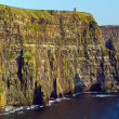 Stock Photo: Cliffs of Moher in Co. Clare