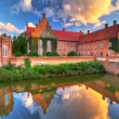 Stock Photo: Renaissance Trolle-Ljungby Castle