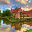 Renaissance Trolle-Ljungby Castle - Stock Photo