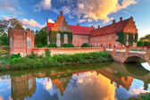 Castillo renacentista trolle-ljungby — Foto de Stock