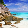 Idyllic beach of Similislands — Foto de stock #16323629