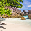 Stock Photo: Idyllic beach of Similislands