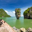 Stock Photo: James Bond Island in Thailand