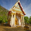 Foto de Stock  : Buddhism temple in Thailand