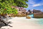 Idyllische strand van similan eilanden — Stockfoto