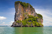 Phang Nga Bay National Park in Thailand — Stock Photo