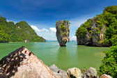 James Bond Island in Thailand — Photo